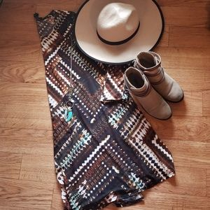 Gorgeous Flowy Tunic/Dress